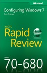 Livre numérique MCTS 70-680 Rapid Review: Configuring Windows® 7