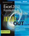 Livre numérique Microsoft® Excel® 2010 Formulas and Functions Inside Out