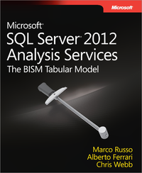 Livre numérique Microsoft® SQL Server® 2012 Analysis Services: The BISM Tabular Model