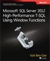 Livre numérique Microsoft® SQL Server® 2012 High-Performance T-SQL Using Window Functions