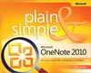 Livre numrique Microsoft OneNote 2010 Plain &amp; Simple