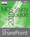 Livre numérique MOS 2010 Study Guide for Microsoft® Office SharePoint®