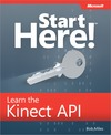 Livre numérique Start Here!™ Learn the Kinect™ API