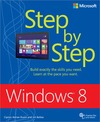 Livre numrique Windows 8 Step by Step