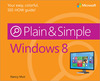 Livre numérique Windows® 8 Plain & Simple
