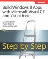 Livre numrique Build Windows 8 Apps with Microsoft Visual C# and Visual Basic Step by Step