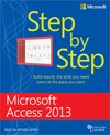 Livre numrique Microsoft Access 2013 Step By Step