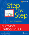 Livre numrique Microsoft Outlook 2013 Step by Step