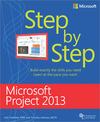Livre numrique Microsoft Project 2013 Step by Step