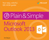 Livre numrique Microsoft Outlook 2013 Plain &amp; Simple