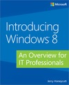 Livre numérique Introducing Windows® 8: An Overview for IT Professionals