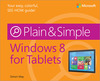 Livre numrique Windows 8 for Tablets Plain &amp; Simple