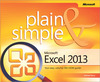 Livre numrique Microsoft Excel 2013 Plain &amp; Simple
