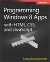 Livre numrique Programming Windows 8 Apps with HTML, CSS, and JavaScript