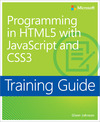 Livre numérique Training Guide: Programming in HTML5 with JavaScript and CSS3