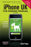 Livre numrique iPhone UK: The Missing Manual