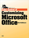 Livre numérique Take Control of Customizing Microsoft Office