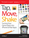 Livre numrique Tap, Move, Shake