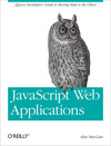Livre numérique JavaScript Web Applications