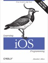 Livre numrique Learning iOS Programming