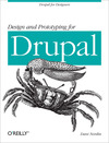 Livre numérique Design and Prototyping for Drupal