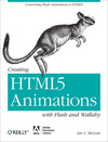 Livre numérique Creating HTML5 Animations with Flash and Wallaby