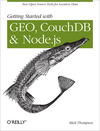 Livre numérique Getting Started with GEO, CouchDB, and Node.js