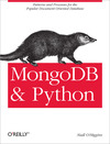 Livre numrique MongoDB and Python