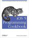 Livre numrique iOS 5 Programming Cookbook
