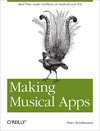 Livre numrique Making Musical Apps