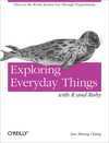 Livre numérique Exploring Everyday Things with R and Ruby