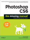 Livre numérique Photoshop CS6: The Missing Manual