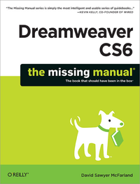 Livre numérique Dreamweaver CS6: The Missing Manual