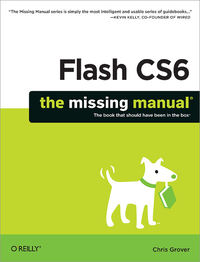 Livre numrique Flash CS6: The Missing Manual
