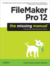 Livre numrique FileMaker Pro 12: The Missing Manual