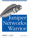 Livre numrique Juniper Networks Warrior