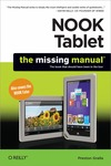 Livre numrique NOOK Tablet: The Missing Manual