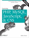 Livre numérique Learning PHP, MySQL, JavaScript, and CSS
