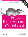 Livre numrique Regular Expressions Cookbook