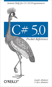 Livre numrique C# 5.0 Pocket Reference