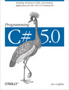 Livre numrique Programming C# 5.0