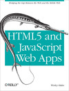Livre numérique HTML5 and JavaScript Web Apps