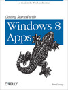 Livre numérique Getting Started with Windows 8 Apps