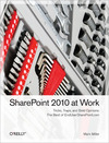 Livre numrique SharePoint 2010 at Work