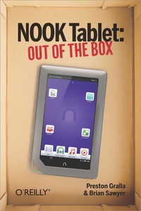 Livre numérique NOOK Tablet: Out of the Box