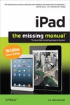 Livre numérique iPad: The Missing Manual