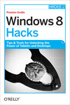Livre numrique Windows 8 Hacks