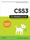 Livre numérique CSS3: The Missing Manual
