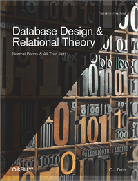 Livre numérique Database Design and Relational Theory