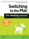 Livre numérique Switching to the Mac: The Missing Manual, Mountain Lion Edition